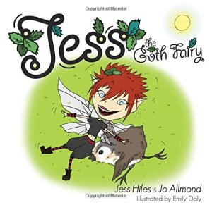 Cover of Jess the Goth Fairy