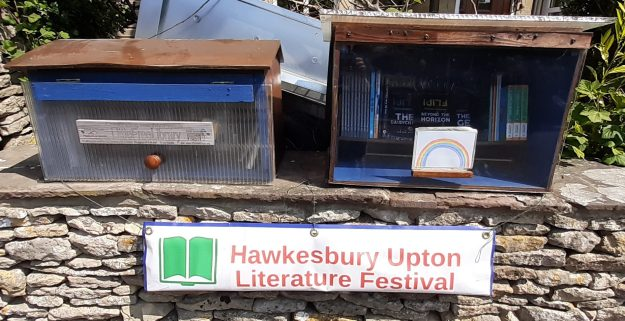 Photo of book boxes
