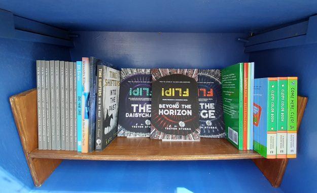 photo of interior of childrens box
