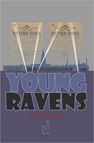 Young RAvens by Celia Boyd